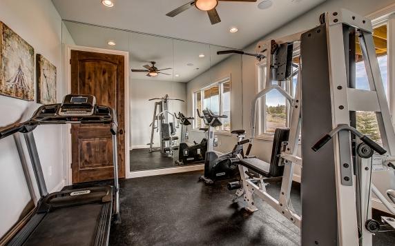 62 Basement Gym