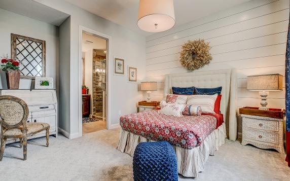 63 Basement Bedroom