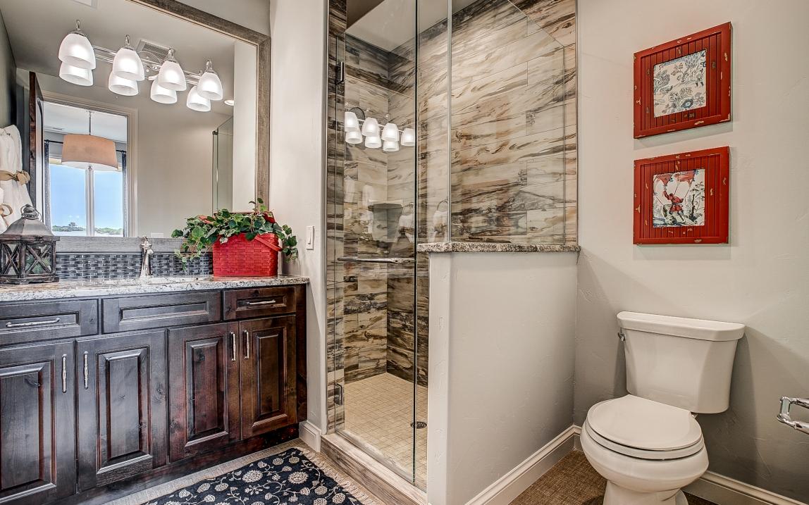 64 Basement Bedroom Bath